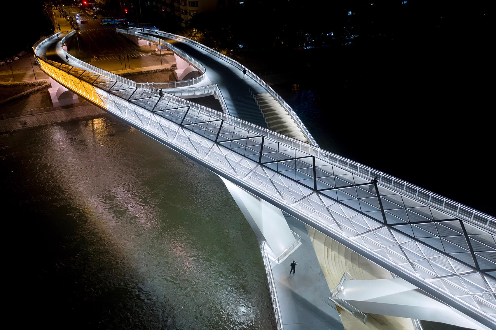Nightshot 五岔子大橋 - Wuchazi Bridge (INFINITE LOOP)